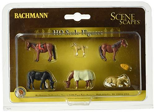 Bachmann Spur H0 6 Pferde