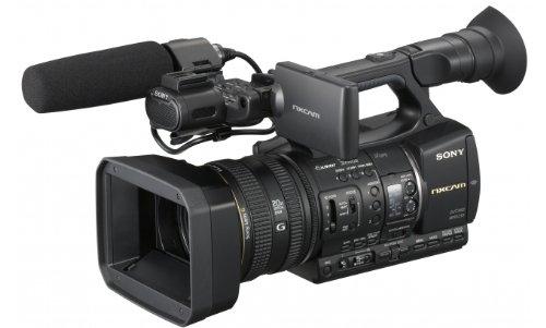 Sony HXR-NX5 (SD Card/SDHC Card)