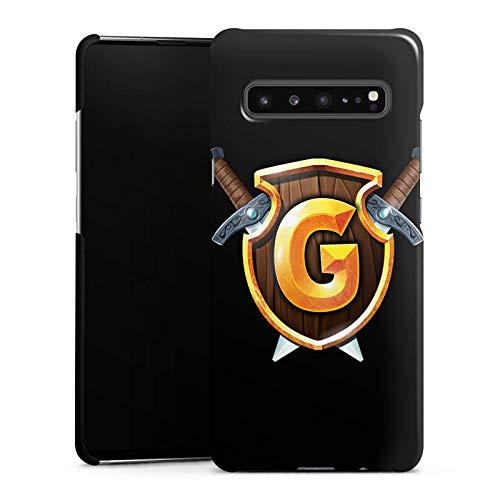 DeinDesign Premium Case kompatibel mit Samsung Galaxy S10 5G Hülle Handyhülle Gommehd Fanartikel Merchandise Fan Article Merchandise