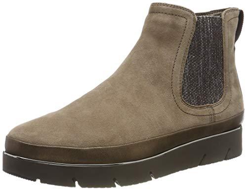 Tamaris Damen 1-1-25406-23 Chelsea Boots, Braun (Taupe Suede 362), 39 EU