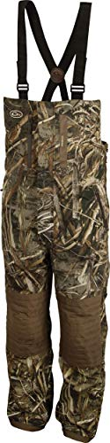 Check Out This Drake Mens Guardian Elite Hunting Insulated Bib, Realtree Max-5, Large