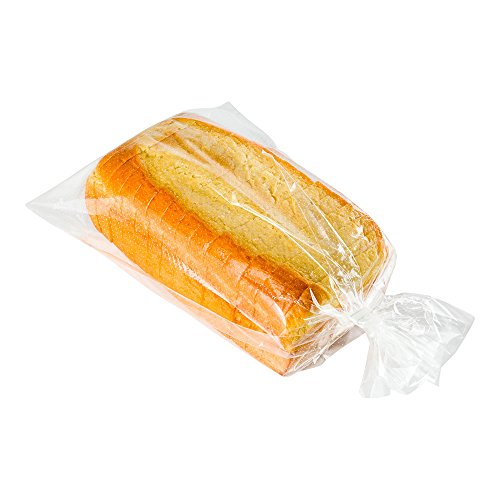 Bag Tek 16 Inch x 10 Inch Bread Bags, 250 With Wicket Dispenser Bread Loag Bags - Mirco Perforated, Freezer Safe, Clear Plastic Baugette Bags, Disposable - Restaurantware