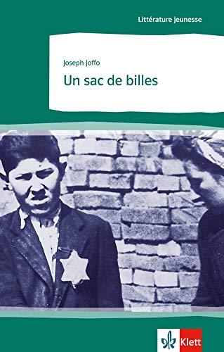 Un sac de billes: Französische Lektüre für das 4. Lernjahr. Gekürzt und vereinfacht, mit Annotationen: Gemeinsamer europäischer Referenzrahmen: B1 (Littérature jeunesse)
