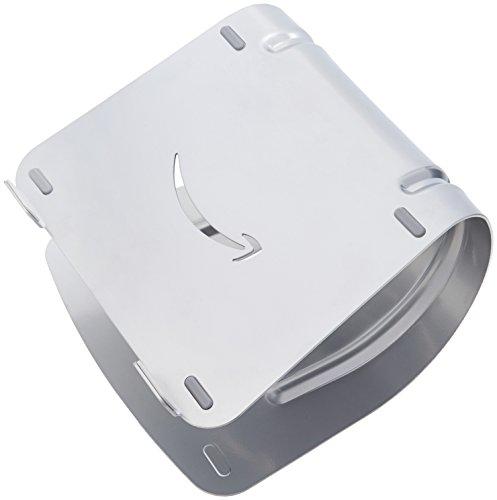 Amazon Basics Metal Laptop Computer Desk Stand - Silver, 6-Pack