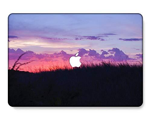 GangdaoCase Carcasa rígida de plástico ultra delgada para MacBook Pro de 13 pulgadas con/sin barra táctil/Touch ID A2338 M1/A2289/A2251/A2159/A1989/A1706/A1708 (serie 0480)