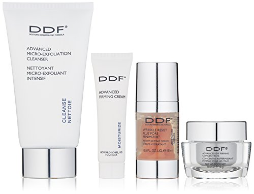 DDF Anti-Aging Restorative 4 Piece Youthful Restoration Kit