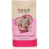 FunCakes Funcakes Preparado Crema Encantada O Enchanted Cream Con Sabor Suave A Vainilla 900 g