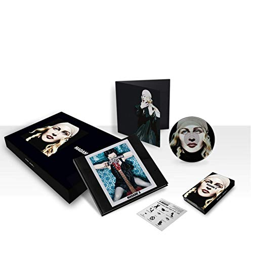 Madame X (Ltd. Deluxe Box Set inkl. Ltd. Deluxe 2CD (Hardcover), Kassette, 7 inch Picture Disc, Poster…)