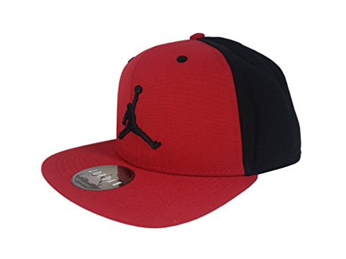 Air Jordan Basketball Cap Neu Rot Schwarz Men´s