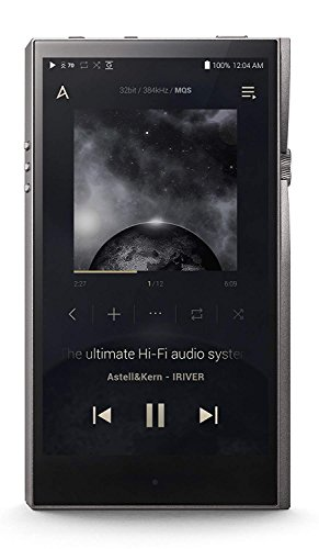 Astell & Kern A&Futura SE100 Portable Music Player - Titan Silver
