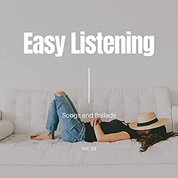 Easy Listening Songs And Ballads, Vol. 09