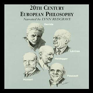 20th Century European Philosophy cover art
