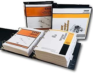 Best 580 case backhoe service manual Reviews