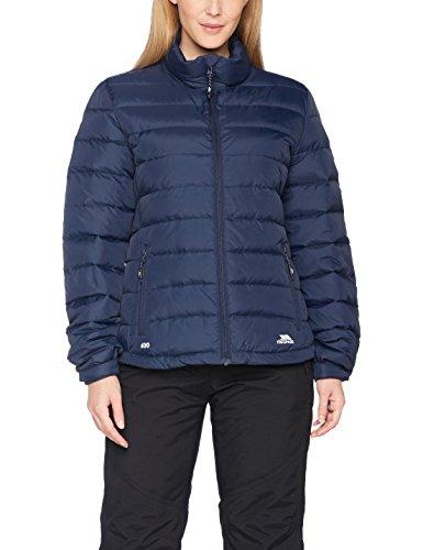 Trespass Letty, Navy, XXS, Warme Daunenjacke 80% Daunen für Damen, XX-Small / 2XS / 2X-Small, Blau