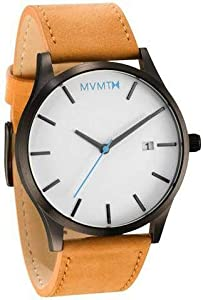 MVTM Casual Watch For Men Analog Leather - MS1215