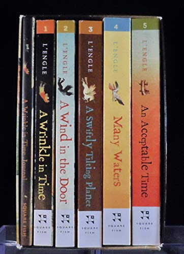 The Wrinkle in Time Boxed Set, Includes 5 books and an Exclusive Journal