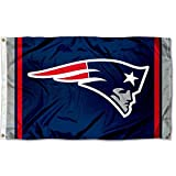 MVPRING NFL-Fahne Team Gartenbanner, groß, 91 x 152 cm, New England Patriots, 3x5 Feet