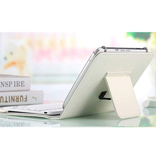 "tastiera per tablet 8 pollici YUYDYU Tablet Universale da 7""/ 8"" con Tastiera Bluetooth Rimovibile"