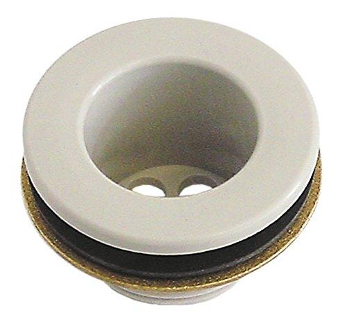 Meiko Vanne d'écoulement pour lave-vaisselle DV80, DV160, FV40N, DV240B, DV40, FV60E Entièrement extérieur 69 mm 11 mm 2' Intérieur 40 mm