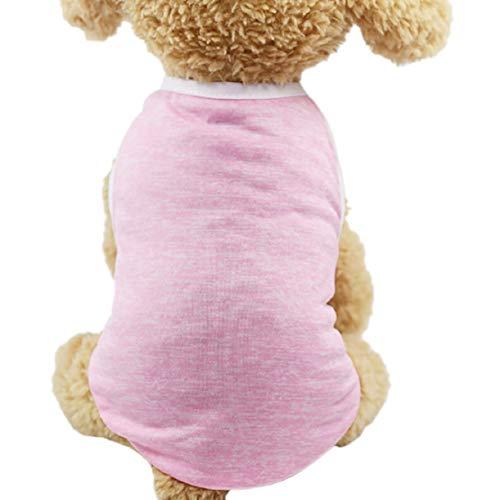 Bluelucon vest hondenmantel huisdier mantel hond jurken mantel kleding pullover huisdier puppy T-shirt kleine hondenvest honden pullover kleding dog kat huisdier