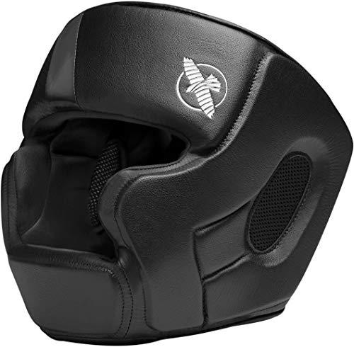 Hayabusa T3 Adjustable MMA Headgear - Black, Medium