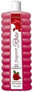 Avon Bubble bath fragrant rose