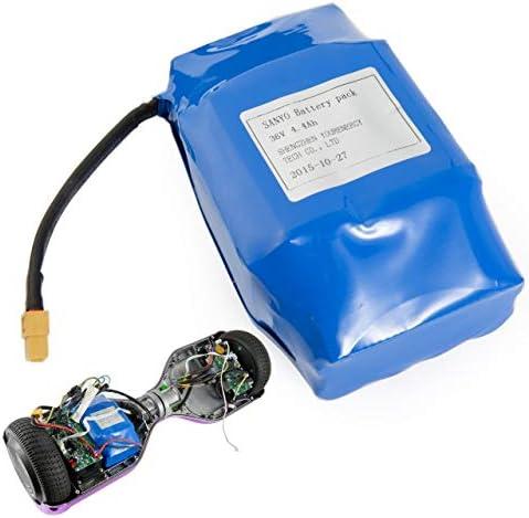 Batterie de 36V et 4Ah- Pièce détachée destinée aux scooters à deux roues dotés d'un dispositif de balance automatique