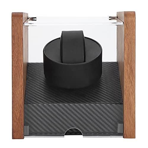 Coleccionista De Relojes, Enrollador De Relojes De Exquisita Artesanía Para Huellas Dactilares(Coctelera de mesa de nogal 1 + 0)