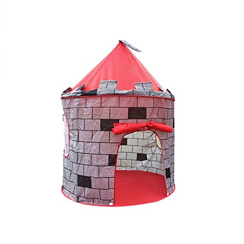 Casa de Juegos de yurta Mongol de Pared Gris, recreativa, Interior, Exterior, Carpa portátil, casa de Juegos para niños, Castillo, Juego de rol, Regalo para niños, Gris