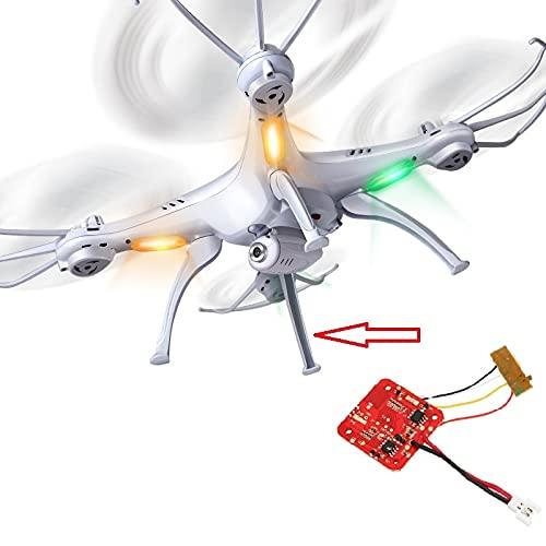 OUYBO Syma X5 Ricevitore FAI DA TE PCB Scheda Principale Scheda di Controllo Ricambi Per Syma X5S X5SC X5SW 6 Assi RC Drone Quadcopter Elicottero Telecomando accessori batteria accessori