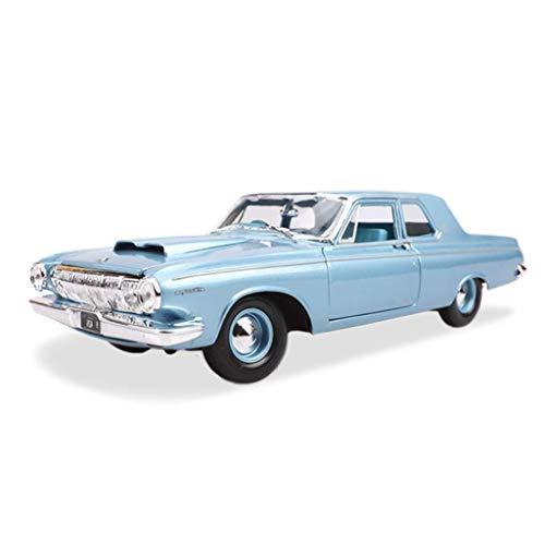 Modelo de coches para niños Simulación de aleación modelo de coche, 1: 18 -330- 1963 retro clásico analógico de fundición a presión de juguete modelo de coche, coche colección de los amantes de la joy