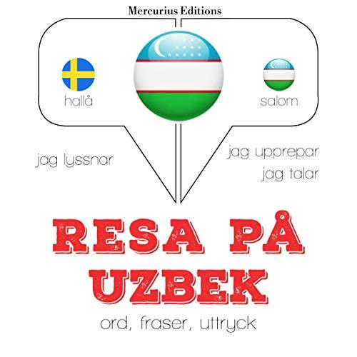 Resa på Uzbek cover art