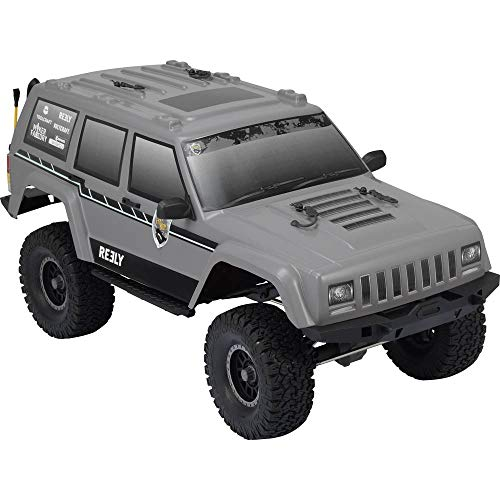 RC Auto kaufen Crawler Bild 2: Reely Free Men 1:10 RC Modellauto Elektro Crawler Allradantrieb (4WD) Bausatz*
