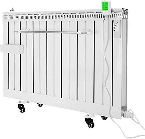 Calentador De Espacio Eléctrico Portátil Calefacción Inteligente De Agua Y Electricidad Hogar,Radiador De Ahorro De Energía,Un Calentador De Radiador Eléctrico De Agua Plus Secador De Espacio Int