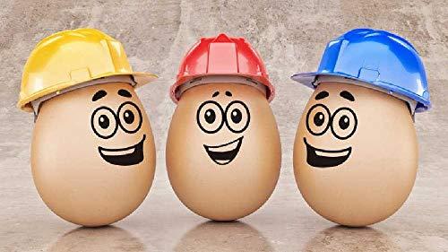 Huevos con sombreros Puzzle de Madera de 1000 Piezas para Adultos Rompecabezas para Niños Adolescentes Regalo Cumpleaños Navidad para Niños Adultos