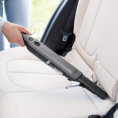 Shark ION Cordfree Handheld Vacuum WV203, Small, Graphite