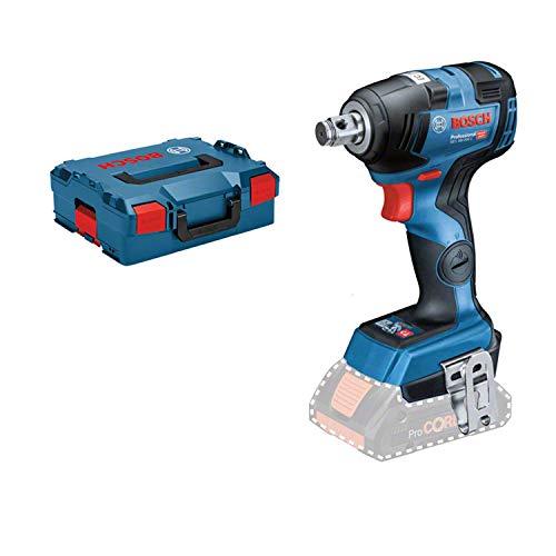 Bosch Professional GDS 18V-200 C Atornillador de impacto a batería, sin batería, 200 Nm, tornillos hasta M16, módulo...