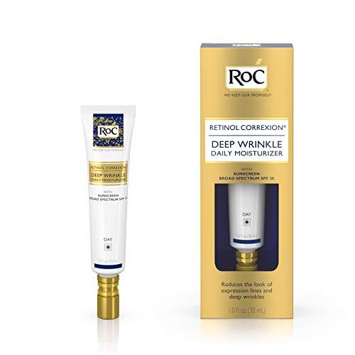RoC Retinol Correxion Deep Wrinkle Daily Moisturizer SPF 30 - aus den USA
