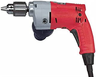 Milwaukee Electric Tool 0234-6 - Corded Drill or Driver - 5.5 A Power Rating, 1/2 in Chuck Size, Maximum Speed: 950 rpm, Reversible, 4.8 lb Tool Weight