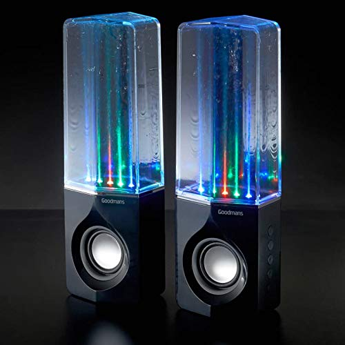 Bluetooth Enabled Goodmans Water Speaker With Built In Rechargable Battery...