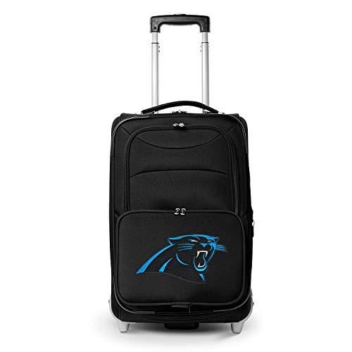 Denco NFL Carolina Panthers 21-inch Carry-On Luggage