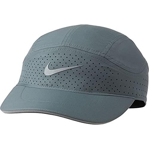 Nike AeroBill Tailwind Running Cap (Smoke Grey)