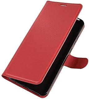جراب جلدي قلاب فاخر لهاتف 5.3 من متجر SIZE - لهاتف 5.3 جراب محفظة لهاتف 8.3 5G مع حامل (LZ RD لهاتف Nokia 5.3)