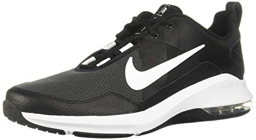 Nike Air MAX Alpha, Zapatillas de Deporte para Hombre, Multicolor (Black/White/Anthracite 1), 45 EU