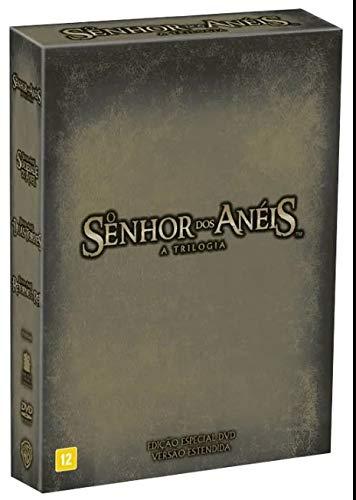 Box O Senhor dos Anéis - A Trilogia - Edição Especial DVD Versão Estendida