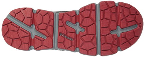 Product Image 4: Columbia Men's Drainmaker IV Water Shoe, City Grey, Mountain red, 10