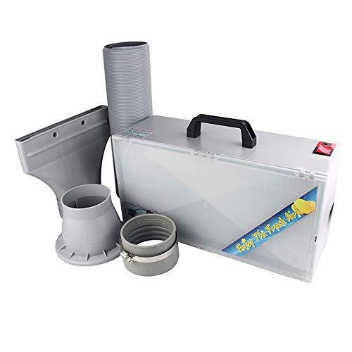 Ausucスプレーブーススプレーワーク塗装ブースエアーブラシシステムペインティングブースエアーブラシ用プラモデル・模型の塗装作業に