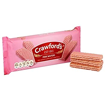 Best pink wafer cookie Reviews