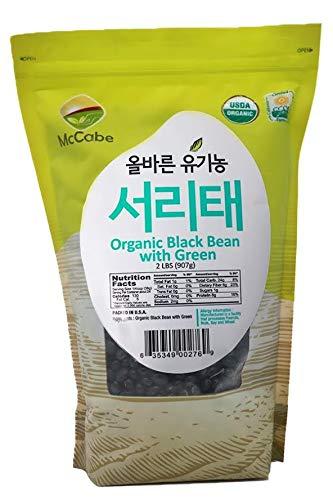 McCabe Organic Black Bean w Green 2 32 Max 60% OFF 5 ☆ popular oz lb