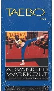 Billy Blanks' Tae Bo Live! - Advanced